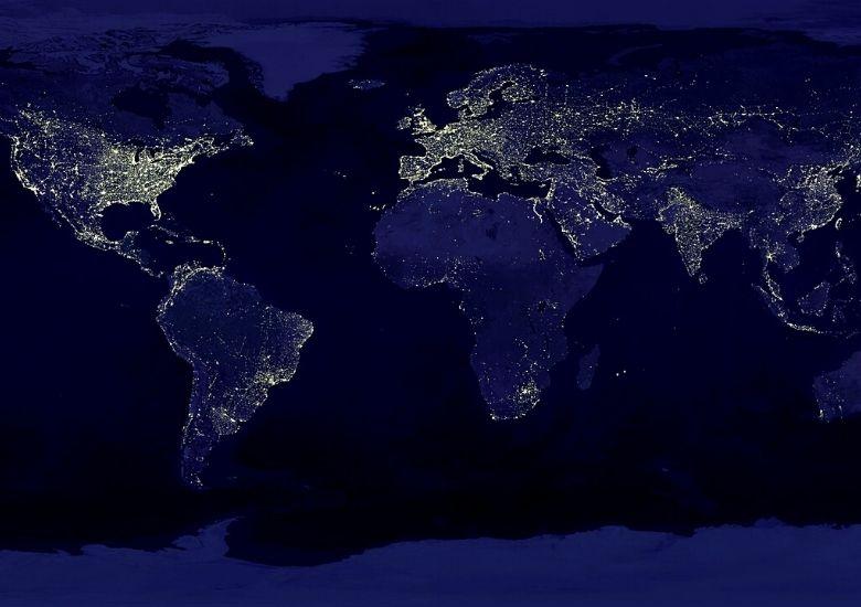 dark world light map